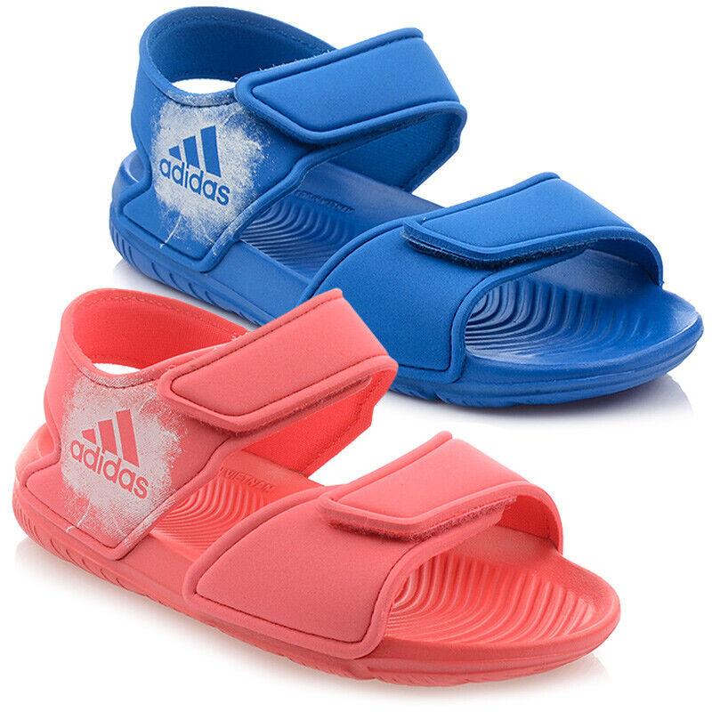 Details zu Neu Schuhe Adidas AltaSwim I Kinderschuhe Sandalen Badeschuhe Badesandale 19 27