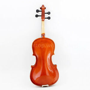 3/4 Size Violin Fiddle Basswood Steel String Arbor Bow BRAND NEW Kitchener / Waterloo Kitchener Area image 4