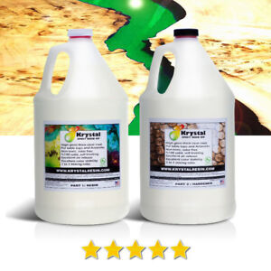 EPOXY RESIN KIT FOR TABLE TOPS AND ARTWORKS
