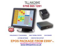Complete EPOS System for Restaurant & Takeaway