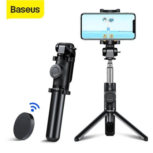 Baseus Bluetooth Selfie Stick Extendable Tripod Monopod Shut