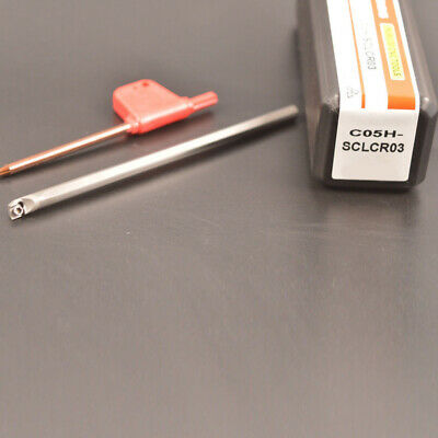 Solid Carbide Ts-c05h-sclcr03 Holder Tungsten Steel Cnc Lathe Tool Boring Bar