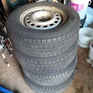 215/70R15 tires and rims-sale or trade-225/65/R17 Tires&Rims
