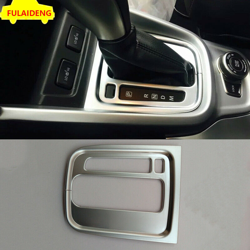 For Suzuki Vitara Escudo 2015 2016 ABS Interior Fog Light Switch Cover Trim 1pcs