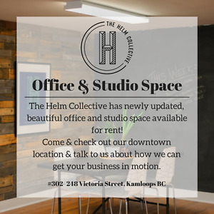 Newly Renovated Office Space on Victoria Street