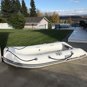 12 Foot hardly used inflatable