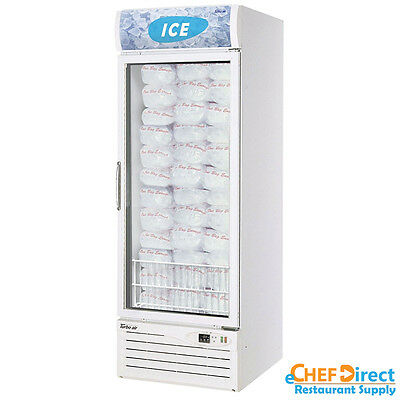 Turbo Air Tgim-23w-n 27 Single Door Ice Merchandiser