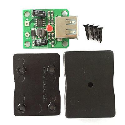 DC 5V-20V to 5V 2A Max USB Charger Regulator For Solar Panel Fold bag/ Cell X2V4
