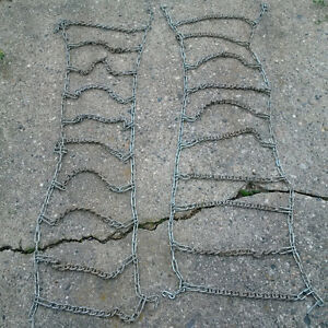 UTV / ATV tire chains