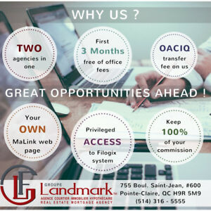 Hiring Real Estate and Mortgage Brokers *APPLY NOW*