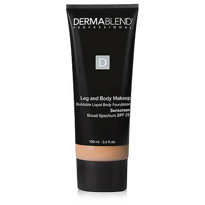 Dermablend Leg and Body Makeup -Medium Natural - NEW in Box