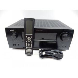 Denon AVR-2809CI 7.1-Channel Multi-Zone Home Theater Receiver