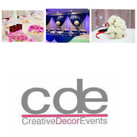 Wedding Decor & Rentals - Stress Free Wedding, See Us Today