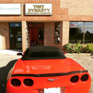 Professional Automotive Window Tint Only $160