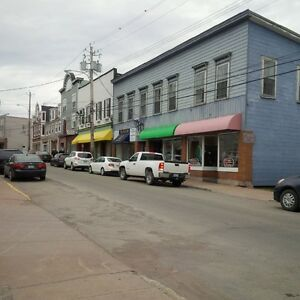 Large Two bedroom in downtown Pictou