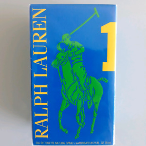 Ralph Lauren the Big Pony Collection # 1 cologne for Men