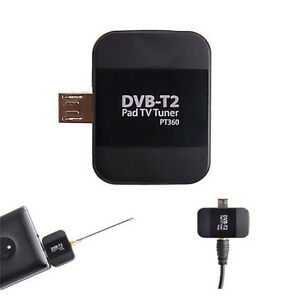 android mini dvb t2 freeview hd tv tuner for smart phone tablet pc antenna atsc. Black Bedroom Furniture Sets. Home Design Ideas