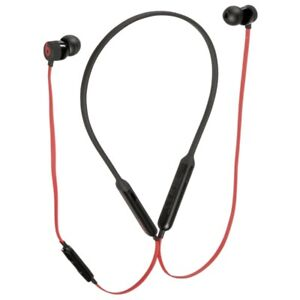 BLACK AND RES BEATS X - Beats by Dre