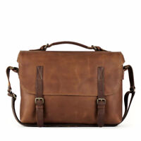 Lost - Reward $100 - Brown Satchel