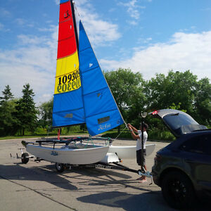 Hobie Cat 16 for sale - Excellent Condition