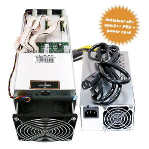 Antminer S9~14.0TH/s @ .098W/GH 16nm ASIC Bitcoin Miner with Pow