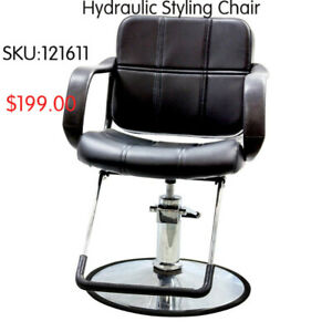 Hydraulic Barber Salon Chair Styling for Hair Cutting BeautySPA