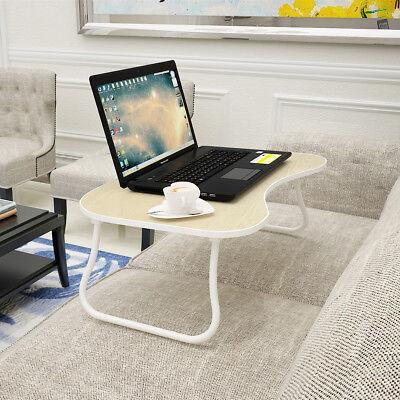 Folding Lap Desk Portable Standing Bed Desk Computer Laptop Stand Laptop Table (Desk Bed Table)