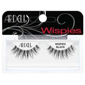ARDELL WISPIES BLACK EYELASHES (2 PACK)