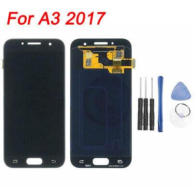Für Samsung Galaxy A3 2017 SM-A320F LCD Display Touchscreen Bildschirm Schwarz