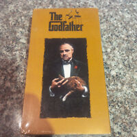 SEALED VHS Godfather...SEALED....MAKE AN OFFER