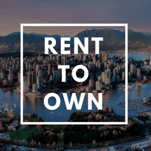 OWN A HOME THROUGH RENT-TO-OWN