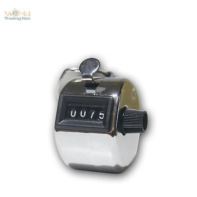 Mechanischer Einhand-Zähler - Handzähler Metall Stückzähler Hand Zähler Counter
