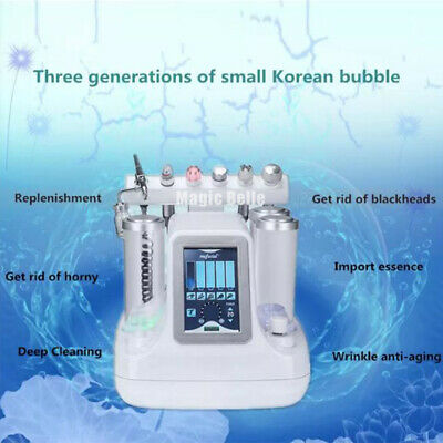 2019 Facial Dermabrasion Diamond High Crystals Peeling Hydro Crystal machine