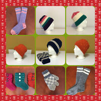 Hand Knit Items