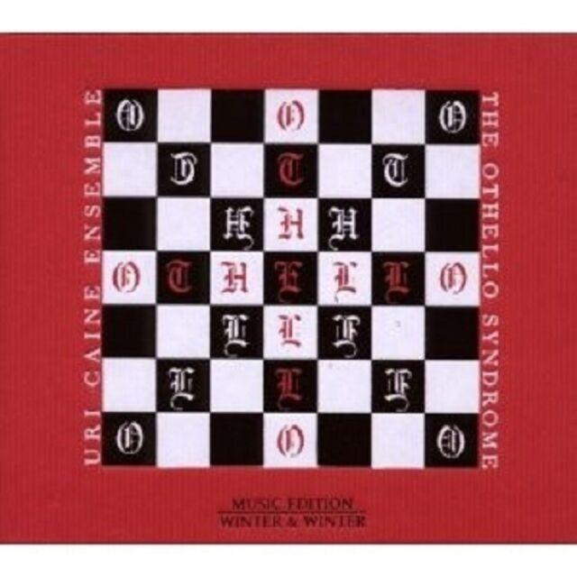 URI ENSEMBLE CAINE - OTHELLO SYNDROME  CD NEU