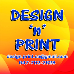 Signs, Business Cards and all printing material