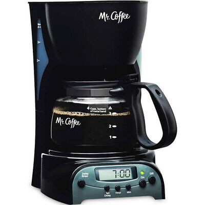 Mr. Coffee DRX5 4-Cup Coffee Maker - Disastrous