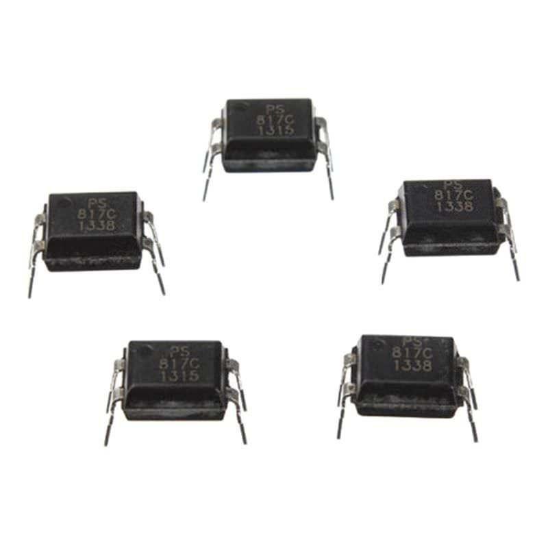 50Pcs PC817 EL817C LTV817 PC817-1 DIP-4 OPTOCOUPLER for SHARP Best R4I8
