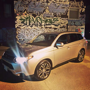 "Mitsubishi Outlander 2016 GT 18"" Tires & Rims Pre-owned/Mint London Ontario image 5"