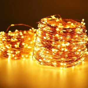 10 Meter and 20 Meter Copper Wire LED Decoration Lights