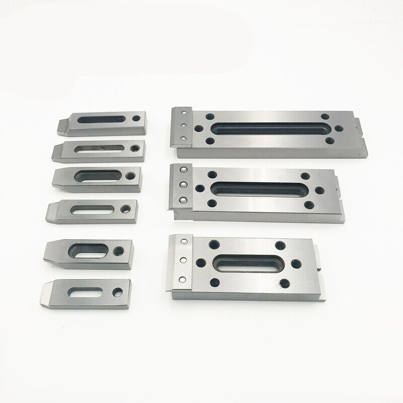 1pc Wire EDM Fixture Board Stainless Jig Tool Fit Clamping