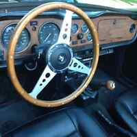 1974 TR6 classic car for sale