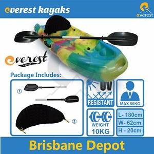 ON SALE Everest Kids Kayak Package North Lakes Pine Rivers Area Preview
