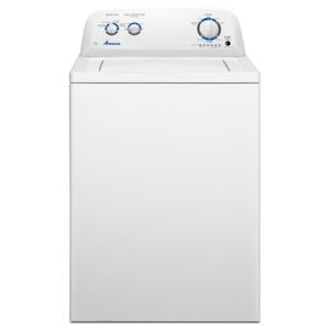 DECEMBER BLOWOUT SALE: Amana Top Load Washer+ Dryer Set