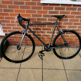 Single Speed Road Bike ''The Gus - Level 2'' - Brand New/Pre-Built