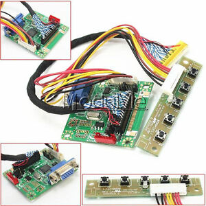 Useful MT6820-B Universal LVDS LCD Monitor Driver Controller Board 5V 10