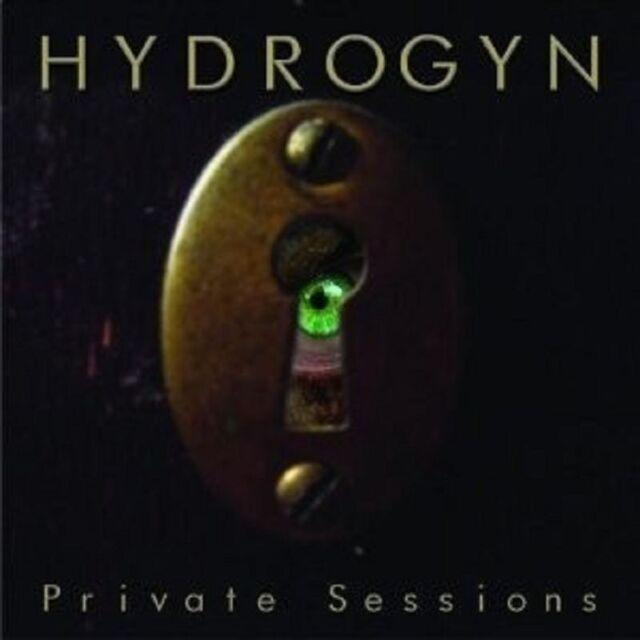 HYDROGYN - Private Sessions - CD - Neu OVP - Hard Rock