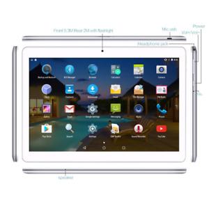 "10.1""Tablet /Phone Dual Sim,16GB, DualCamera with Flash Unlocked"