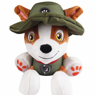 1pc 20cm TRACKER - Paw Patrol Rescue Dog Cute Pup Stuffed Soft Plush Child Toy