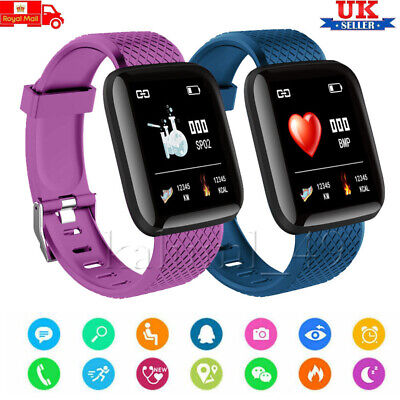 Children Activity Tracker Smart Watch Kids Pedometer For Fit Bit Gift Style
